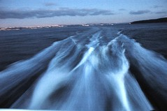 2007-01-26 Ferry wake 02 (zargoman) Tags: