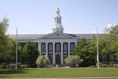 Harvard Business School by florianpilz, on Flickr