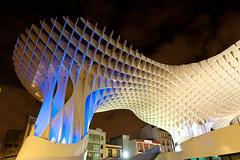 Metropol Parasol, Seville (ayjayarr) Tags: seville metropolparasol