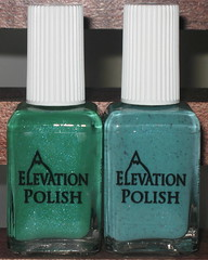 Llarowe Elevation Exclusives (midnight_aeval) Tags: indie nailpolish elevation