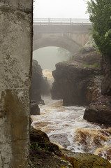 temperance river (kindred threads) Tags: vacation places lakesuperior grandmarais