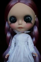 Ester's eyelids