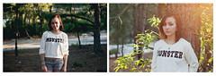 Sage D. (KyleWillisPhoto) Tags: trees portrait sun lake nature girl sunshine fashion canon pose eos rebel 50mm newjersey model modeling fashionphotography teen portraiture flare brunette f18 portra southjersey gauges t3i septumpiercing 50mmf18 portra400 600d modelphotography wodos kissx5 kylewillisphoto kylewillisphotography