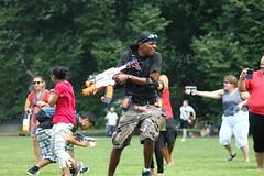 Spray (agent j loves nyc) Tags: nyc newyorkcity centralpark gothamist greatlawn flashmob waterfight waterbattle 2013 watergunfight splashmob staywet waterfightnyc