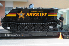 Tank you. (Throwingbull) Tags: county ohio office order cops expo cincinnati hamilton police national cop convention hero conference oh law heroes enforcement sheriff emergency brotherhood fraternal officer services biennial fop officers 61st sheriffs