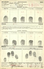 newzealandhistory newzealand archivesnewzealand crime prison fingerprints prisonescape