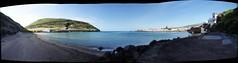 Porto Pim (tim ellis) Tags: autostitch panorama holiday beach portugal azores horta faial portopim