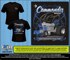"HOOTMAN CUSTOM TRACTORS TEE 98308073 • <a style=""font-size:0.8em;"" href=""http://www.flickr.com/photos/39998102@N07/9715046629/"" target=""_blank"">View on Flickr</a>"