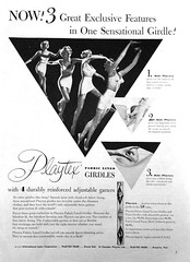 52 1950 (Undie-clared) Tags: girdle playtex fablined