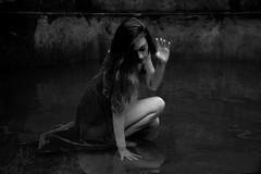 IMG_9561 (megscapturedtreasures) Tags: water girl lost alone despair discovery thrive