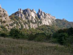 Escursionismo Gran Sasso - Vallone d'Angora