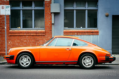 20131020 - 002 Porsche (flicka.pang) Tags: car automobile australia melbourne porsche fujifilm vic xe1 filmneverdiecom fujifilmxf35mmf14r fujifilmxe1