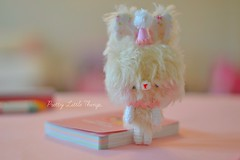 Little Amigurumi Bear.