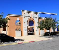 Mosque Arrahma; Istres (skhayfa) Tags: france islam mosque mosque musulman