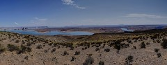 blue ribbon in the desert (Kristoffersonschach) Tags: arizona usa lake water page powell rotel sonya77