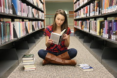 Date a Girl Who Reads (Sharmaine Ruth) Tags: girl creativity reading book reader library books read teen bookworm teenphotographer teenphotography