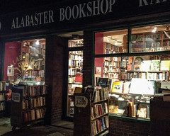 Photo 12 of 70 from here Book (jer.johns) Tags: street nyc newyorkcity newyork streets night photography lights book store famous books here nighttime stores bookshop bookshops alabasterbookshop jerjohns