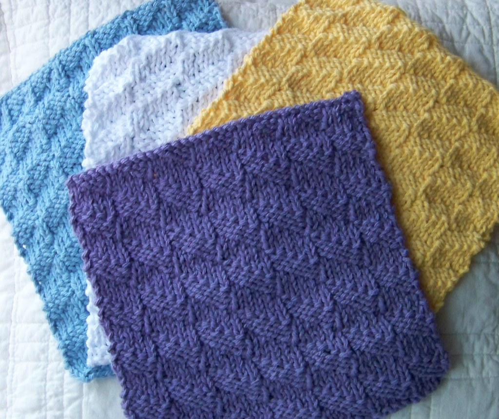 The World's Most Recently Posted Photos Of Dishcloth And Pattern