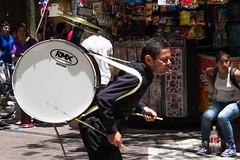 2013-14 Chile Peru Trip December 20, 2013 20 (stevendepolo) Tags: chile santiago spinning streetdrummer chinchinero chiletrip13