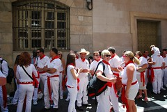 "San Fermín Encierro Tour 08 <a style=""margin-left:10px; font-size:0.8em;"" href=""http://www.flickr.com/photos/116167095@N07/12269593833/"" target=""_blank"">@flickr</a>"
