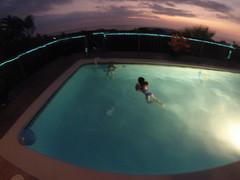 At the Pool (pete4ducks) Tags: travel water island hawaii go swimmingpool pete pro bigisland kailuakona 2014 pete4ducks peteliedtke