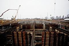 Cycle 4 pontoons underway (WSDOT) Tags: th wsdot washingtonstatedepartmentoftransportation kiewit bridgeconstruction pontoon floatingbridge sr520 stateroute520 aberdeen ironworker sr520pontoons cycle4