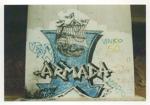 Grafiti: old school
