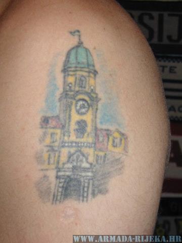 Tetovaže: Simboli grada