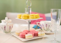 High tea party (niniquedesigns) Tags: party cup engagement cafe wine tea chocolate ring pot scones bridal hen tarts brownies macaroons moscato rosieblu