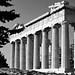 Parthenon / northeast corner