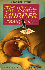 Popular Library 89 - Craig Rice - The Right Murder (swallace99) Tags: mystery vintage paperback murder popularlibrary