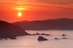 Sunset at Faraid Head, Durness (tomgardner) Tags: uk greatbritain coast scotland highlands europe european unitedkingdom britain scottish highland environment british sutherland seasunset