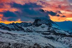 ChrisFitch_December_25_2016_090714.jpg (chrisfitch) Tags: winter snow colorful clouds sunset mountains switzerland gornergrat