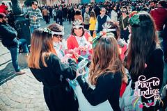 Puerto de Indias en el Carnaval de Cádiz 2017 (27-febrero)