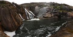 Fervenza de Ezaro (Emilio Rico Uhia) Tags: procesadas2017ezaro25217 fervenzas cascadas agua acoruña montepindo rocas galicia espuma emilioricouhia panoramica