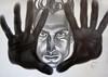 BLOW UP (ПЯТНИЦКАЯ) Tags: blowup portrait pencil graphic graphite hands портрет графика графит карандаш руки рисунок