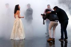 Fujiko Nakaya's  immersive fog sculpture at Tate Modern (scats21) Tags: london tatemodern londonfog fujikonakaya