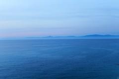 Sonnenuntergang in Tropea (amsi_) Tags: sunste sonnenuntergang kalabrien calabria italien italy italia stromboli meer mittelmeer costa degli dei blue sky himmel urlaub travelling travel vacation