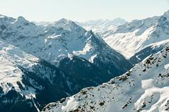 HOCHJOCH 2017-105 (MMARCZYK) Tags: autriche austria österreich alpes alpen alpy schruns hochjoch neige snieg gory montagne montafon vorarlberg
