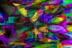 Combinado XXVIII (seguicollar) Tags: imagencreativa photomanipulación art arte artecreativo artedigital virginiaseguí color colorido coloreado brillane cuadrícula combinado combinación