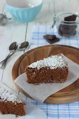 Torta al cioccolato (stgio) Tags: cake chocolate food photography stilllife cacao dolci cibo dessert foodphoto foodstyling table