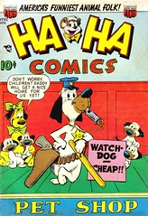 Ha Ha 92 (Michael Vance1) Tags: comics comicbooks cartoonist art adventure artist anthology funnyanimals fantasy funny humor goldenage