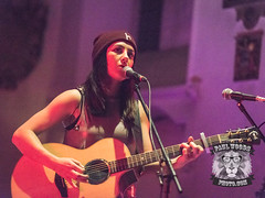 Hannah Trigwell -- St. Pancras Old Church, London, 30 March 2017 (Paul Woods Music & Event Photography) Tags: hannahtrigwell hannah trigwell saint pancras stpancras old church london kings cross live music gigs concerts folk singer songwriter youtube