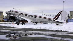 N59314 (colombian907) Tags: anc panc anchorage alaska airport planespotting n59314 worldteamaviationphotography