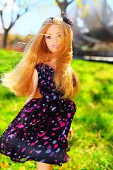 (imida73) Tags: barbie fashionista lavender petals