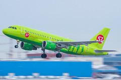 IMG_0448-1200 (Yuryst PhotoAvia) Tags: airbus a319 s7 domodedovo vpbtp takeoff