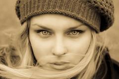 Look deep into my soul (Nemanja Zotovic PHOTOGRAPHY) Tags: girl woman outdoor portrait eyes sepia beauty canon eos1dmarkiii ef24105f4lisusm 24105