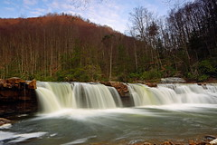 High Falls: End to end (Shahid Durrani) Tags: high falls monongahela national forest cheat river west virginia