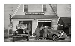 Vehicle Collection (7863) - LaFrance and Buick (Steve Given) Tags: workingvehicle automobile motorvehicle firemen firetruck oswegatchie waterford connecticut