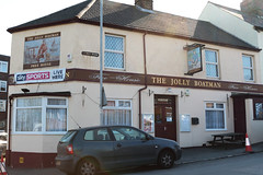 The Jolly Boatman Newhaven East Sussex UK (davidseall) Tags: the jolly boatman pub pubs inn tavern bar public house houses newhaven east sussex uk gb british english